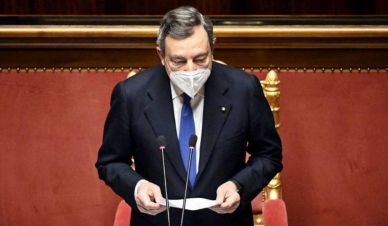 Draghi Funivia Stresa incidente