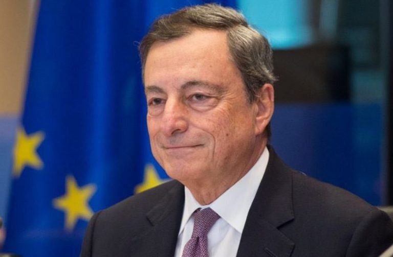 Sondaggio Draghi