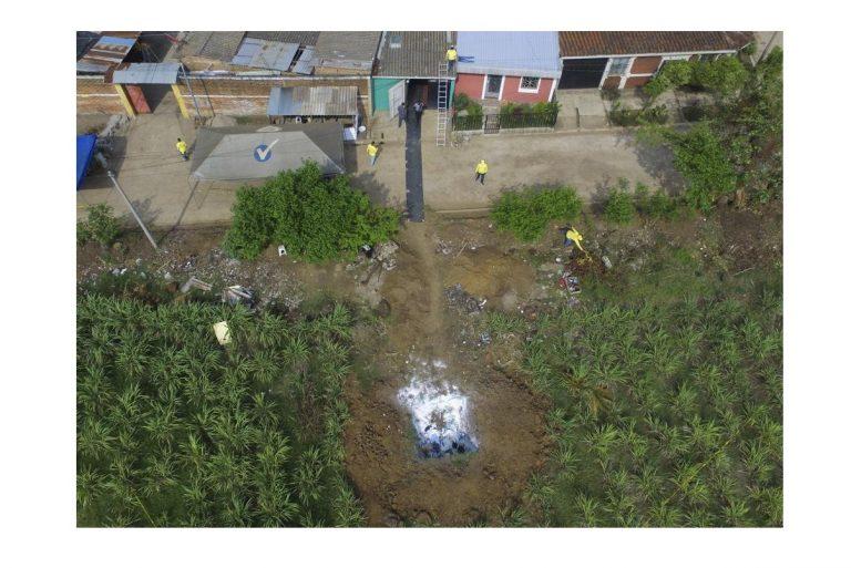 El Salvador, trovata fossa comune