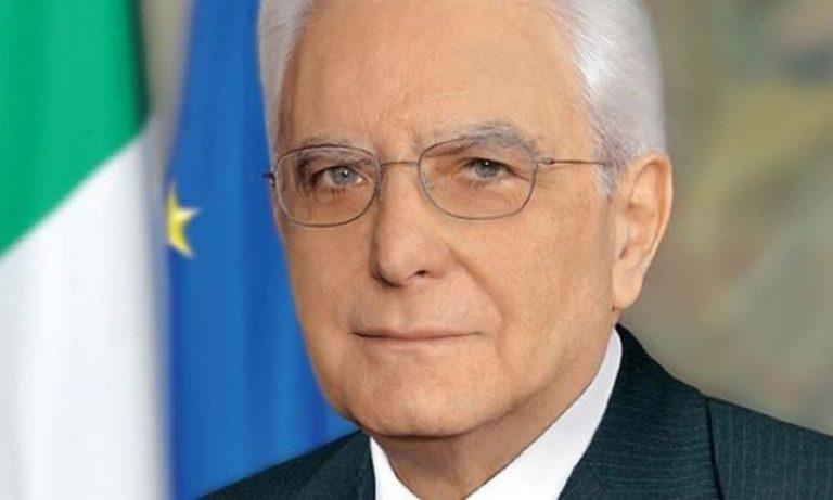 Elezione Presidente Repubblica 2022 Mattarella