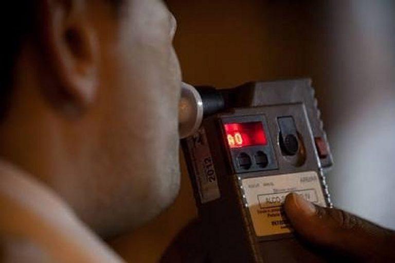 Un etilometro