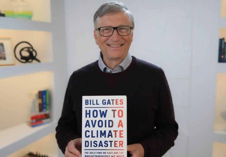 Gates a febbraio con il suo libro