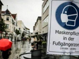 Germania coprifuoco quarantena di ritorno