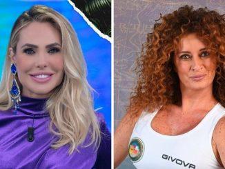 Valentina Persia e Ilary Blasi