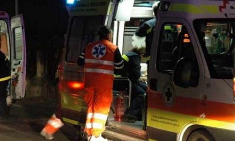 Incidente stradale Ostia
