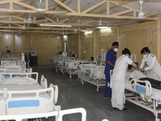 India covid 300mila contagi