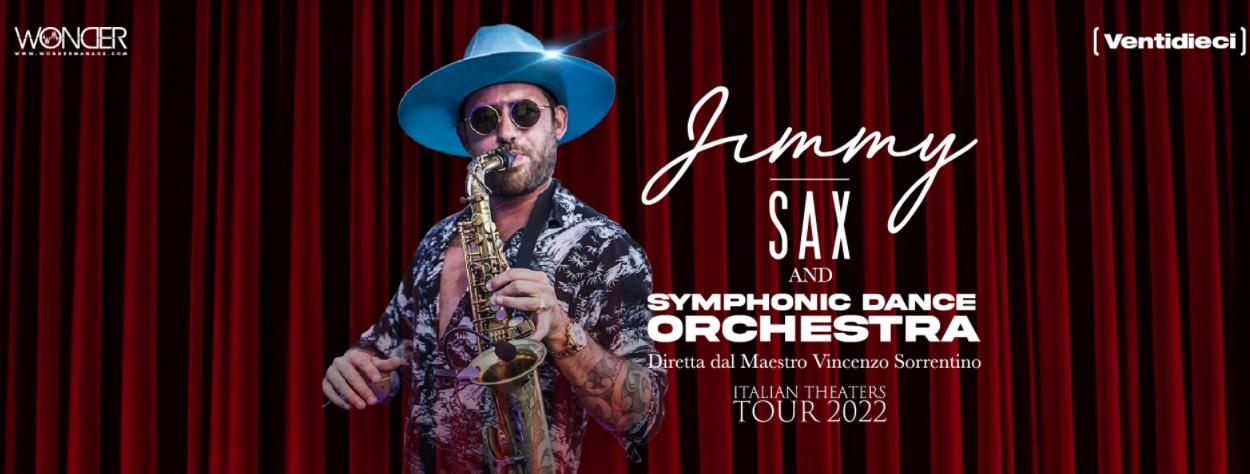 Jimmy Sax tour