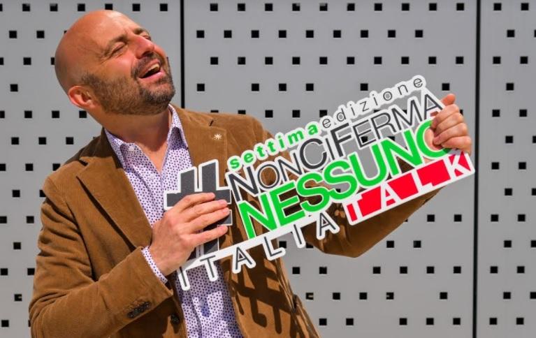 Luca Abete #Noncifermanessuno