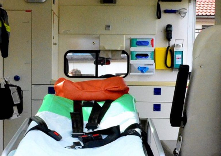 Malati uccisi in ambulanza