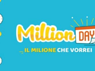 Million Day 18 maggio