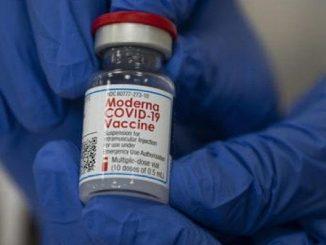 Il vaccino Moderna