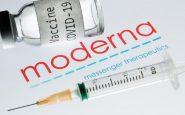 Vaccino covid, anche il moderna provoca effetti collaterali