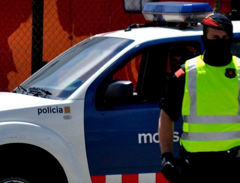 I Mossos d'Esquadra di Malaga