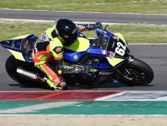 Mugello incidente morto pilota