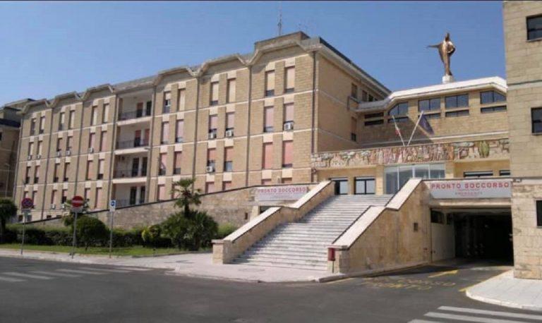 L'ospedale di Galatina
