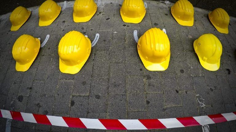 Sicurezza sul lavoro: patente a punti per bloccare le morti sul lavoro