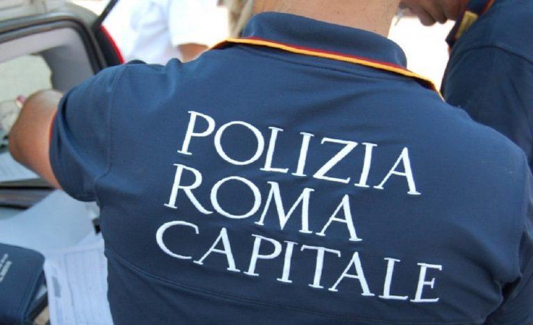 In azione la Polizia di Roma Capitale