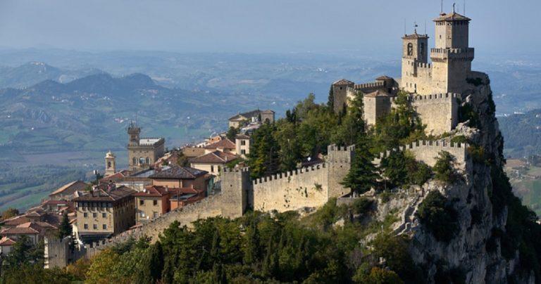 San Marino italiani multati