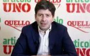 Speranza esecutivo Meloni Salvini