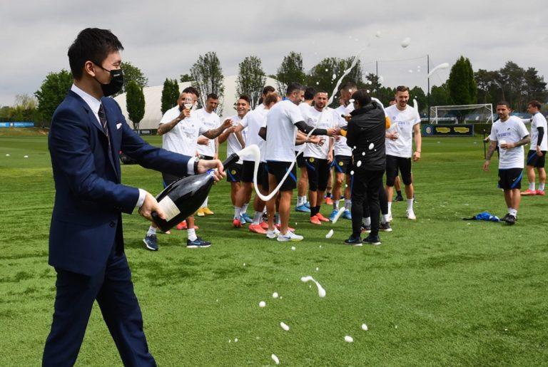 Steven Zhang e l'Inter