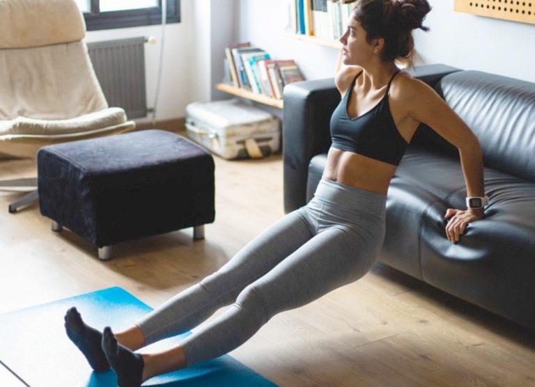 allenamento corpo libero