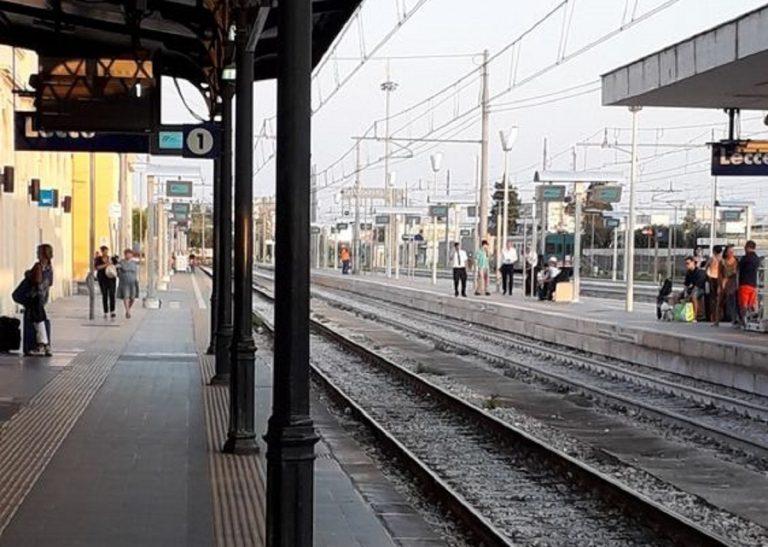 Spari in stazione a Lecco
