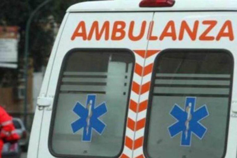 Bambino caduto dal balcone a Sorrento