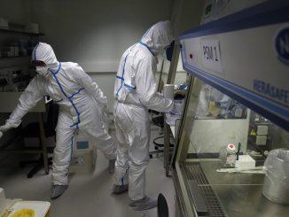 covid laboratorio
