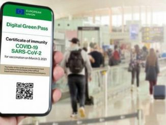 green pass europeo