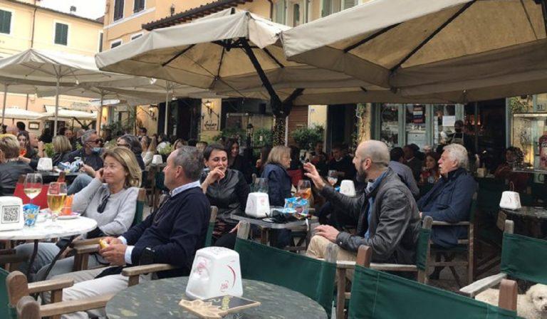 sebastiani e sestilli analizzano la situazione covid in italia