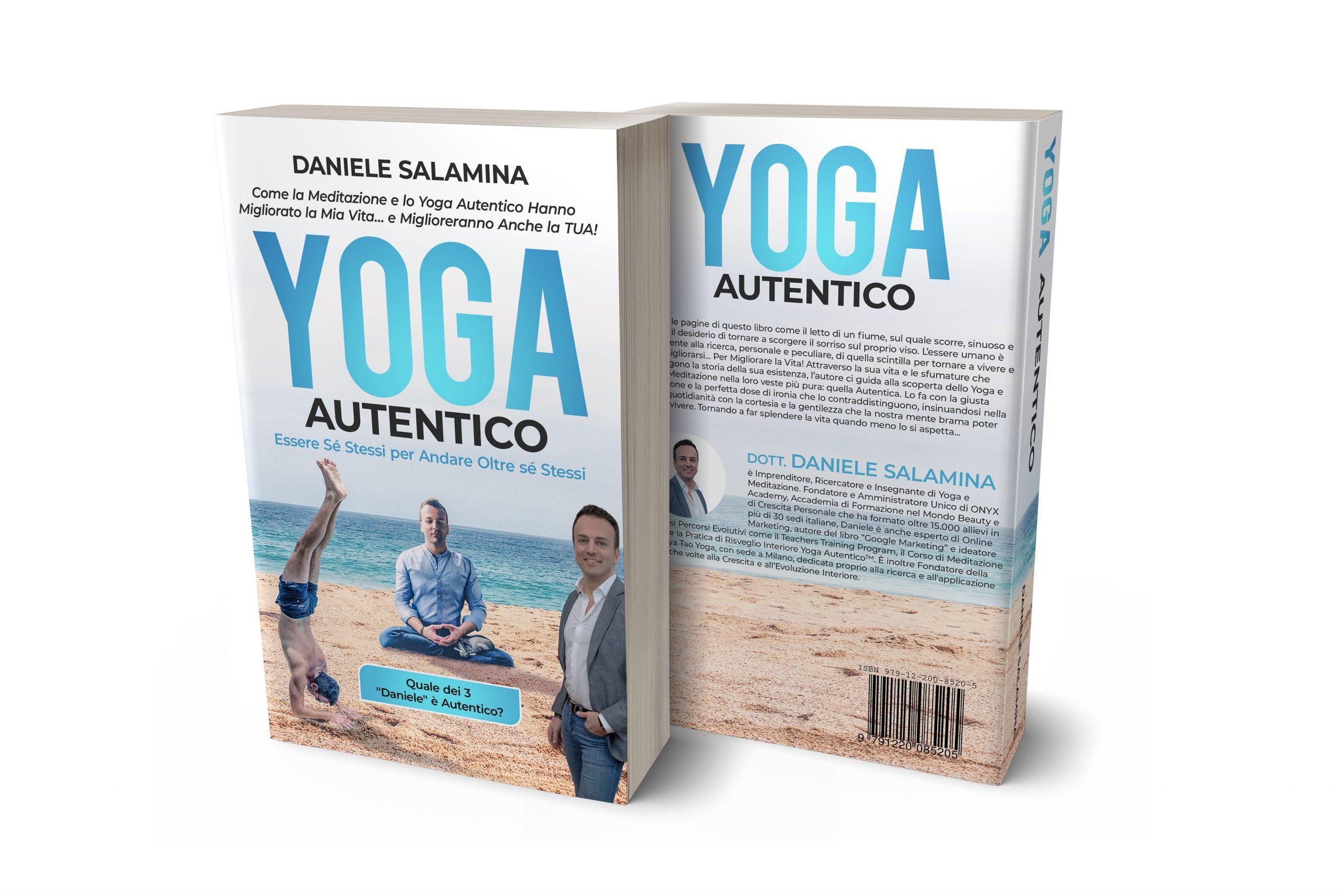 libro yoga autentico