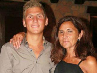 Marco Vannini e Marina Conte