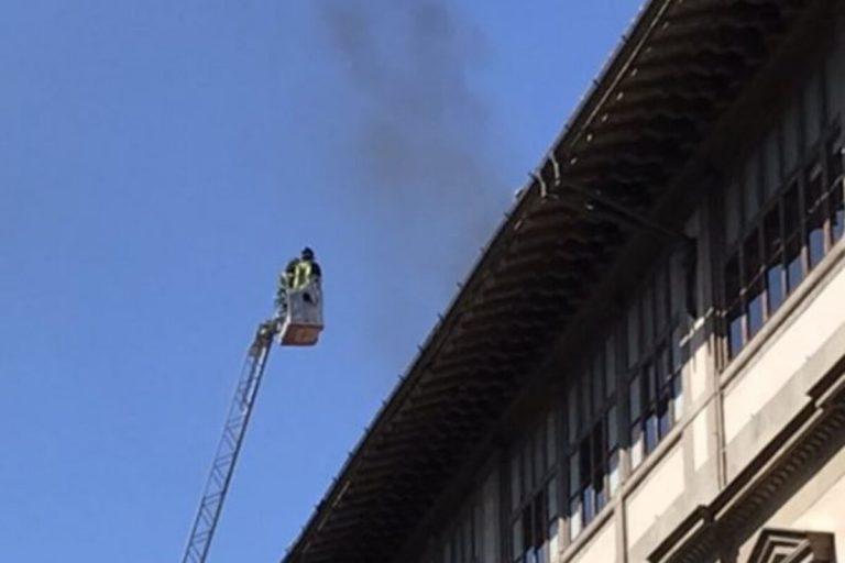 museo degli uffizi evacuato