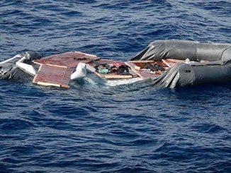 naufragio migranti tunisia