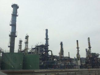 Incidente sul lavoro alla raffineria di Busalla