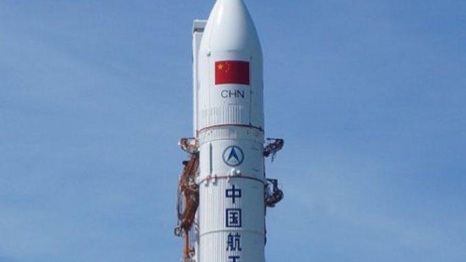 razzo cinese caduta Terra