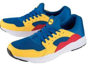 Nuovamente disponibili le scarpe del supermercato Lidl