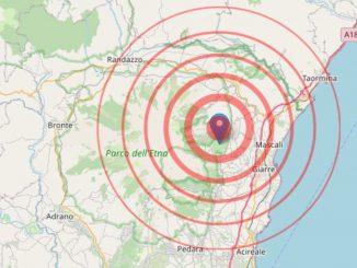 terremoto sicilia catania