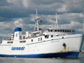La nave Adeona