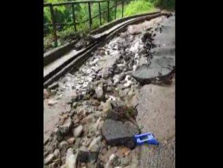 Alluvione Melia di Scilla