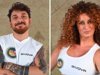 Andrea Cerioli e Valentina Persia