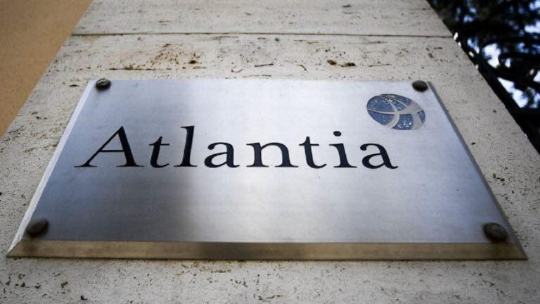 Il logo di Atlantia