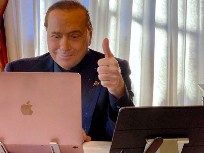 Berlusconi partito unico