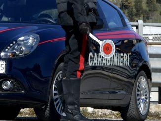 Sul caso operano i Carabinieri