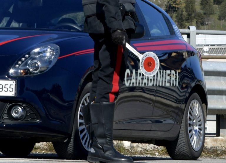 Lo stupratore 26enne è stato arrestato dai Carabinieri