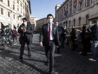 Conte M5S Draghi