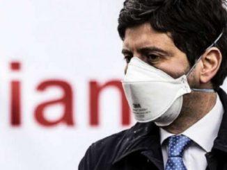 Covid Speranza sulle mascherine