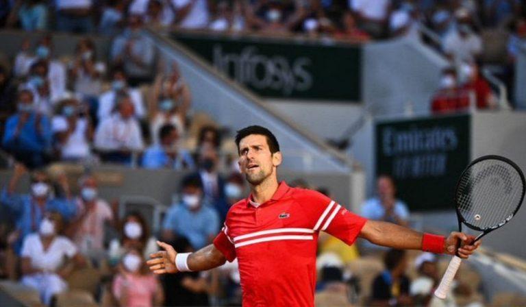 Djokovic vince Roland Garros