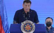 Il presidente filippino Rody Duterte