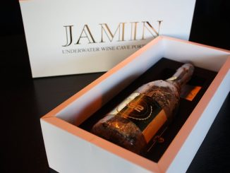 Jamin Uniderwater Wine Cave Portofino